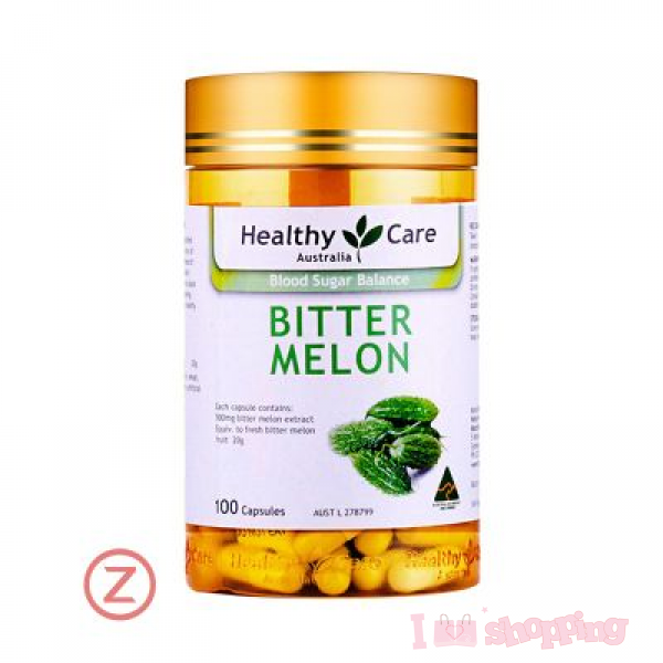Healthy Care Bitter Melon 100capsules