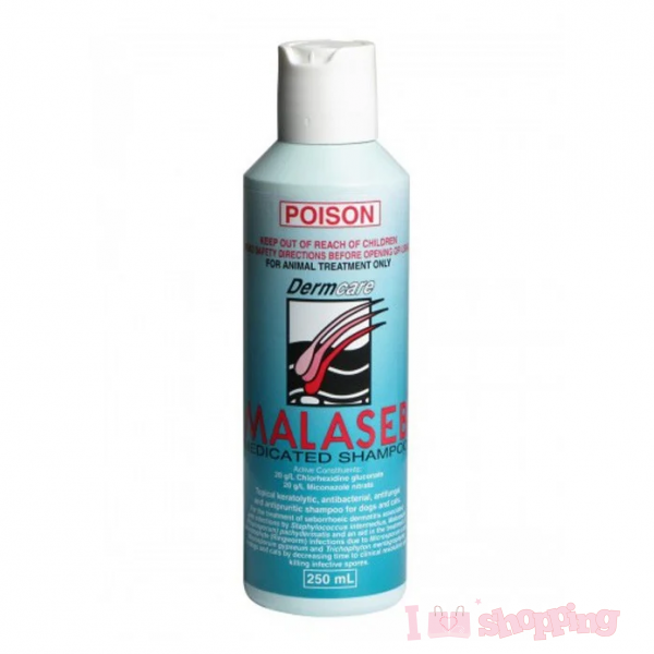 "Medicated Shampoo ""Malasep"""