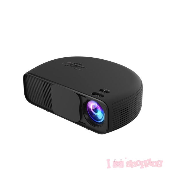 Cheerlux CL760 portable 3200 lumens led projector