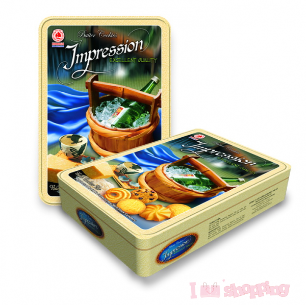 Impression Butter Cookies 500g