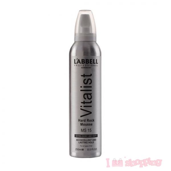 Labbell Hair Styling Mousse 250ml