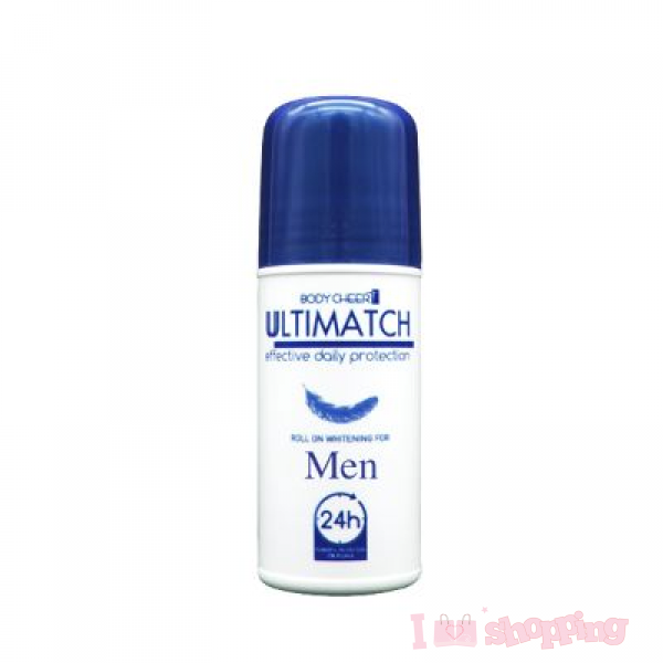 Ultimatch Roll On For Men