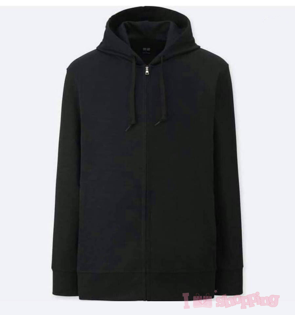 Uniqlo Air Rhythm Full Zip Hoodie