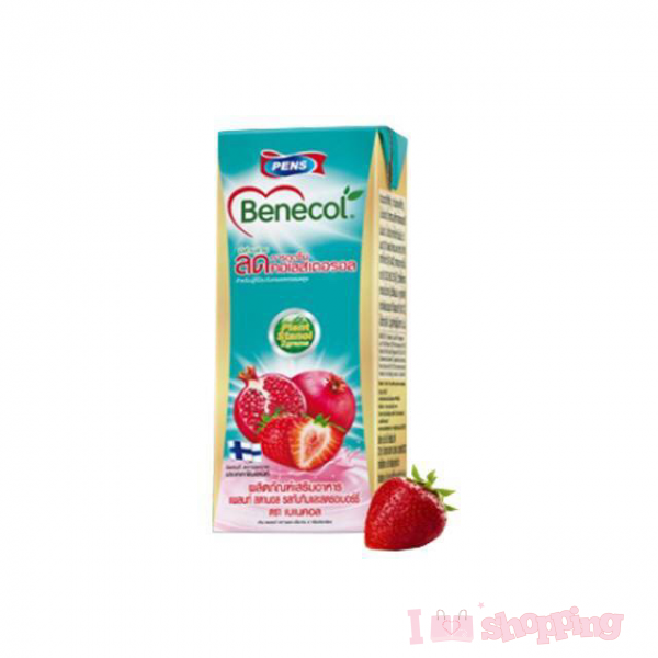 Benecol Proven To Lower CHOLESTEROL