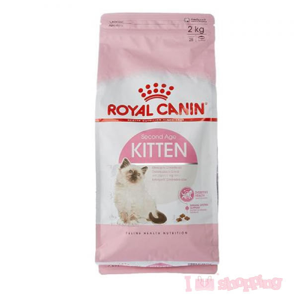 Royal Canin Second Age Kitten 2 kg