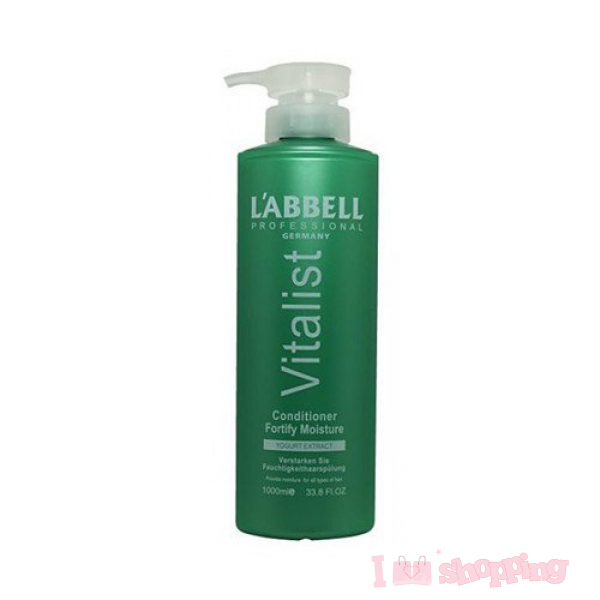 L'ABBELL Fortify Moisture Conditioner 1000ml