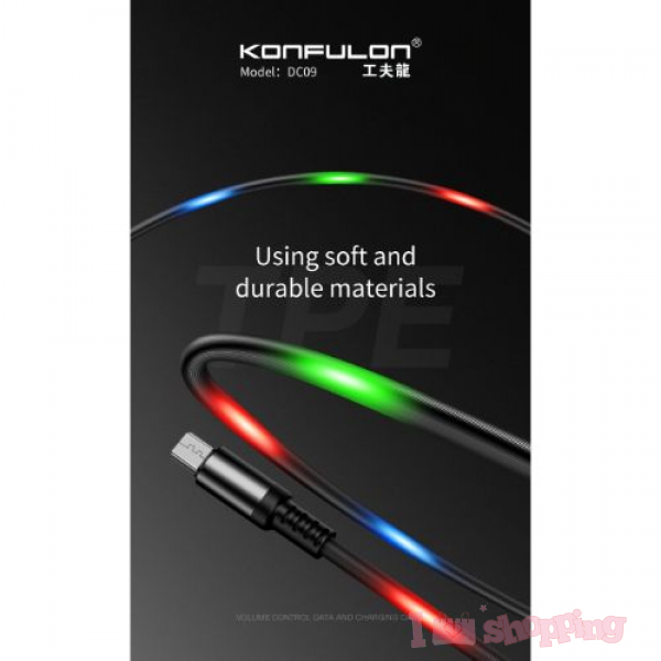 Konfulon Android cable DC09