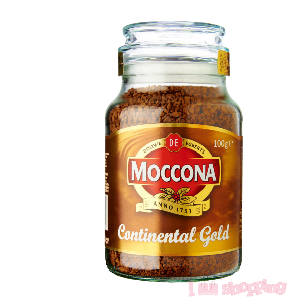 Moccona Continental 100 gm (Jar)