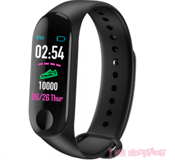 M3 Smart Band fitness Tracker