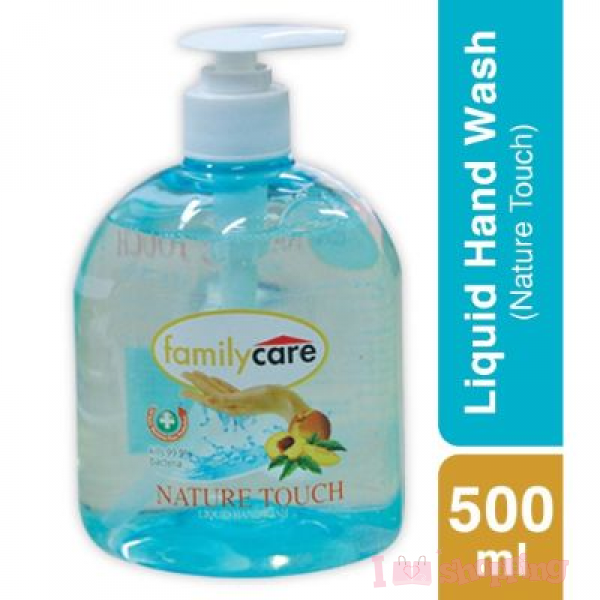 Family Care  Nature Touch Hand Wash  500ml