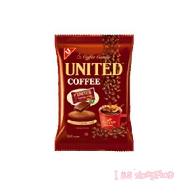 UNITED COFFEE CANDY 140G