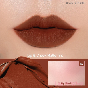 Lip & Cheek Lip Matte - #1 Pick Me