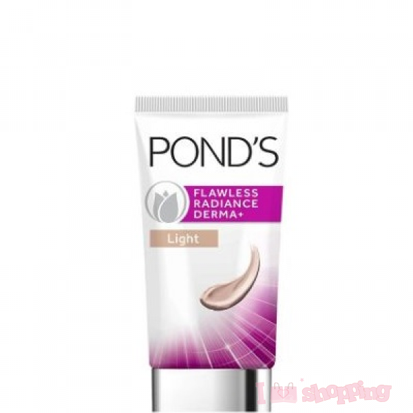 POND'S Flawless Radiance Derma+ All in one BB Cream (Light - 25g)