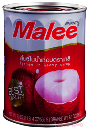 Malee Can Fruit Lychee
