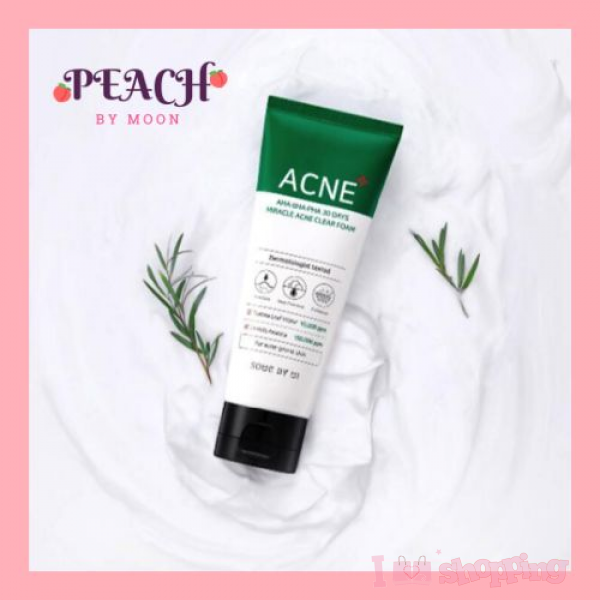 SOME BY MI-Miracle Acne Clear Foam_100ml
