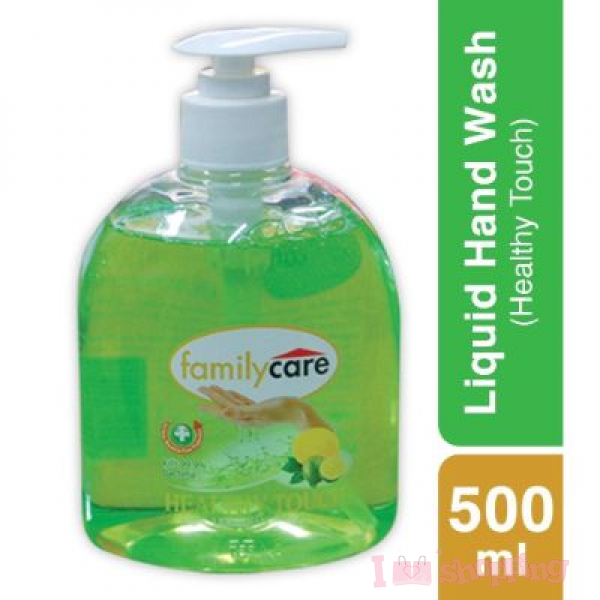Family Care  Healthy Hand Wash Touch  500ml