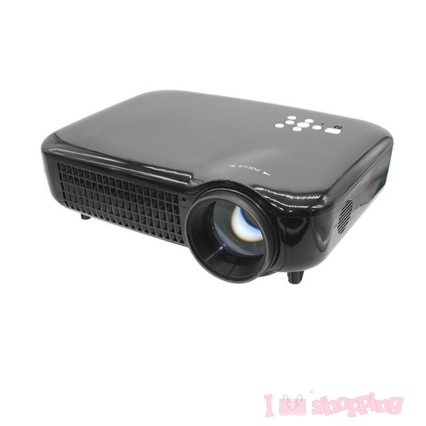 Svikor Foshan OEM Best support 1080p Digital Android Home Theater Projector