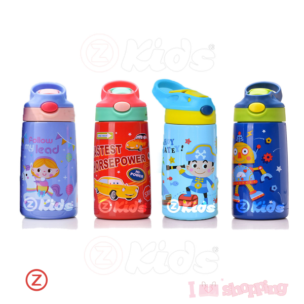 Kid Water Bottle With Stainless Steel
