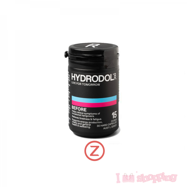 Hydrodol Live For Tomorrow 30Capsules