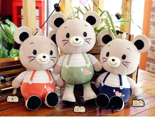 Cute cartoon Mouse Toy