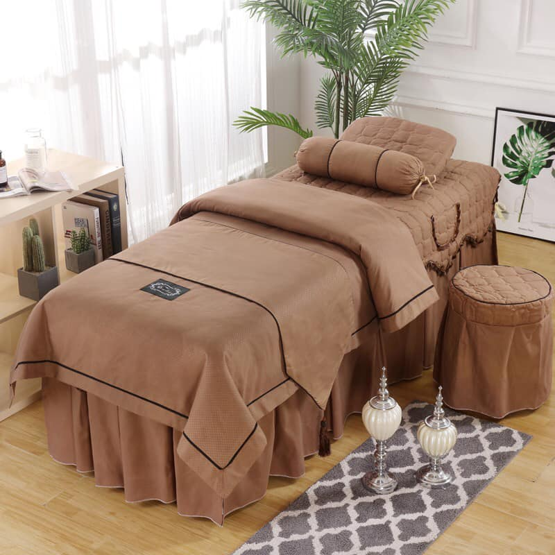 Gm Spa Bed Cover 4 Set