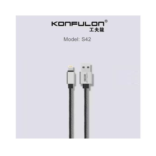 Konfulon S42 Iphone Cable
