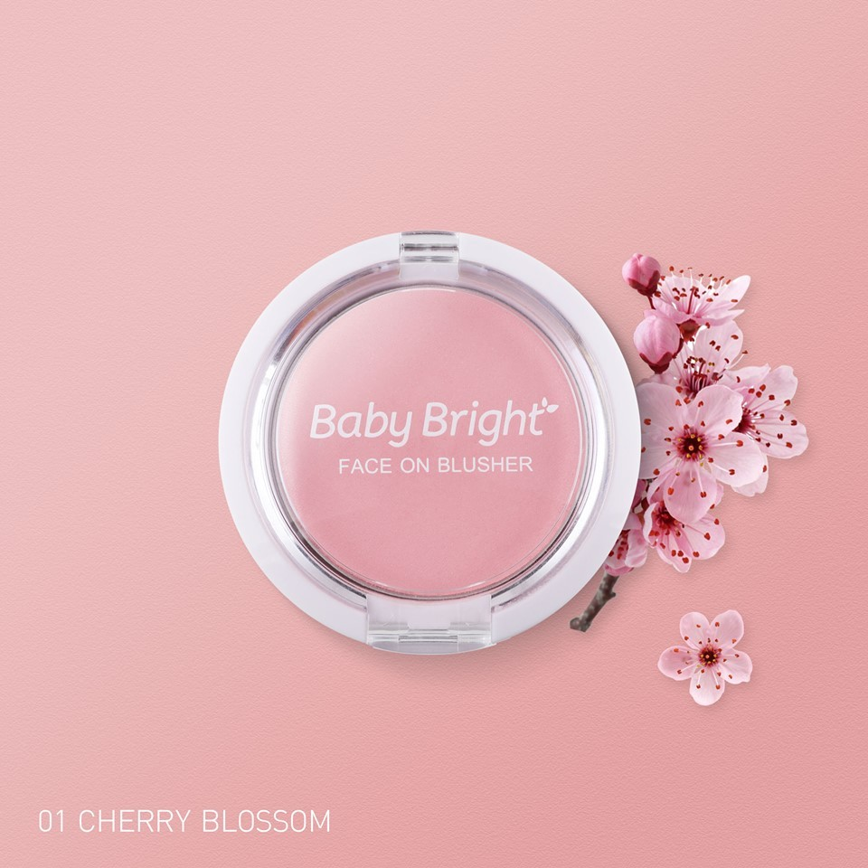 Face On Blusher 5g