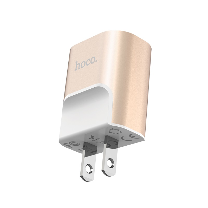 C47 Metal dual port charger(US)