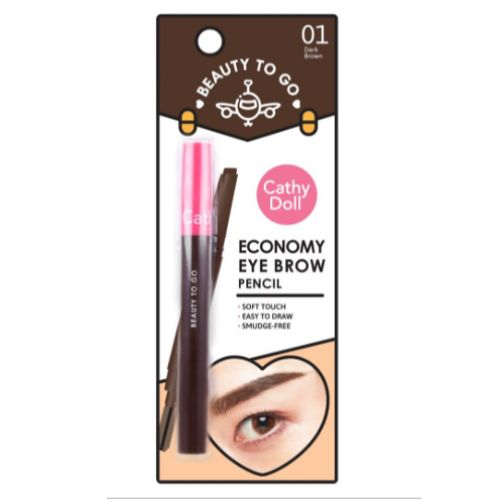 Cathy doll Beauty to go Economy Eyebrow Pencil