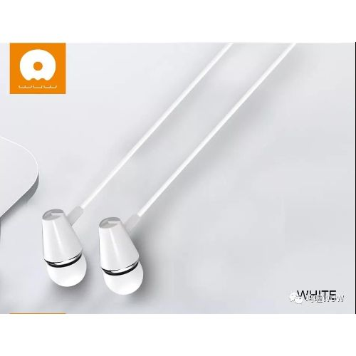 WUW Wired earphones R75