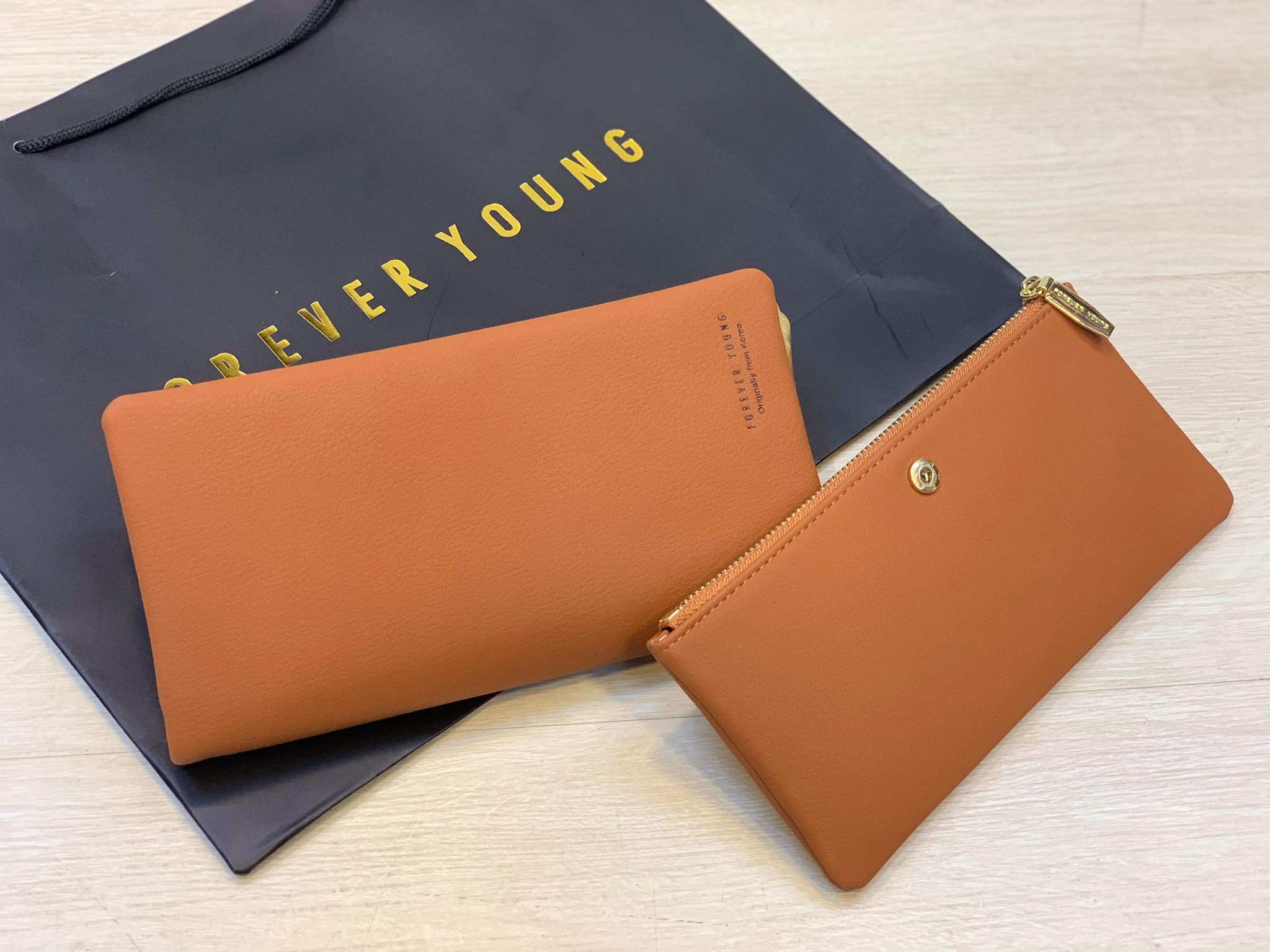 Forever Young 2in1 Wallet